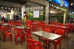 Cảnh tượng chưa từng thấy khắp các quán nhậu ở Đà Nẵng