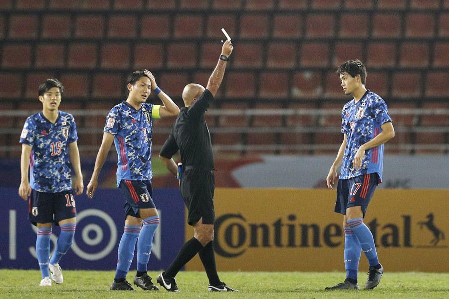 Thua bạc nhược, U23 Nhật Bản chính thức bị loại