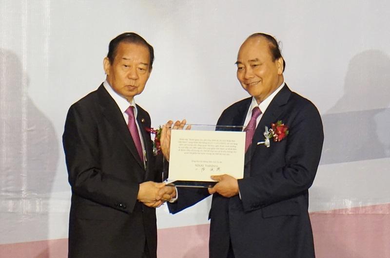 Thủ tướng,Nguyễn Xuân Phúc,Nhật Bản