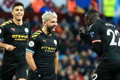 Aguero lập hat-trick, Man City hủy diệt Aston Villa