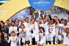 Thắng luân lưu, Real giành Siêu Cúp Tây Ban Nha