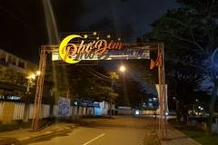 Đà Nẵng: Hoạt động chưa đầy một năm, phố đêm đã đóng cửa'