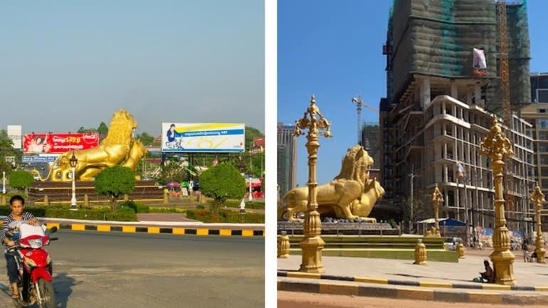 Người Trung Quốc bỏ đi vì lệnh cấm, thủ phủ cờ bạc Campuchia lao đao