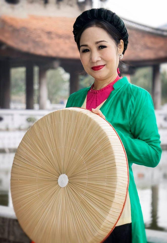 NSND Thuý Mùi làm Chủ tịch Hội Nghệ sĩ Sân khấu Việt Nam khóa 9