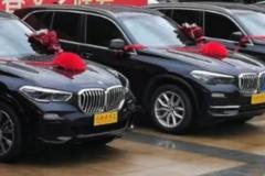 Đại gia thưởng Tết cho nhân viên toàn xe BMW và Porsche