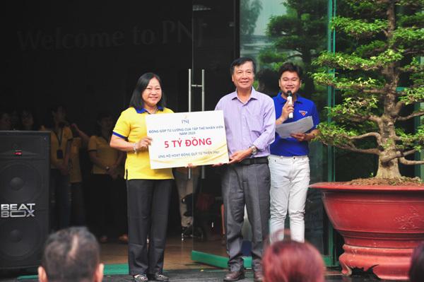 quỹ từ thiện,Tết Canh Tý