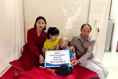 VietNamNet trao gần 70 triệu đồng đến hoàn cảnh khó khăn ở Hà Tĩnh