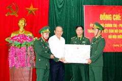 Phó Thủ tướng thăm, chúc Tết cán bộ, chiến sĩ Biên phòng Quảng Trị