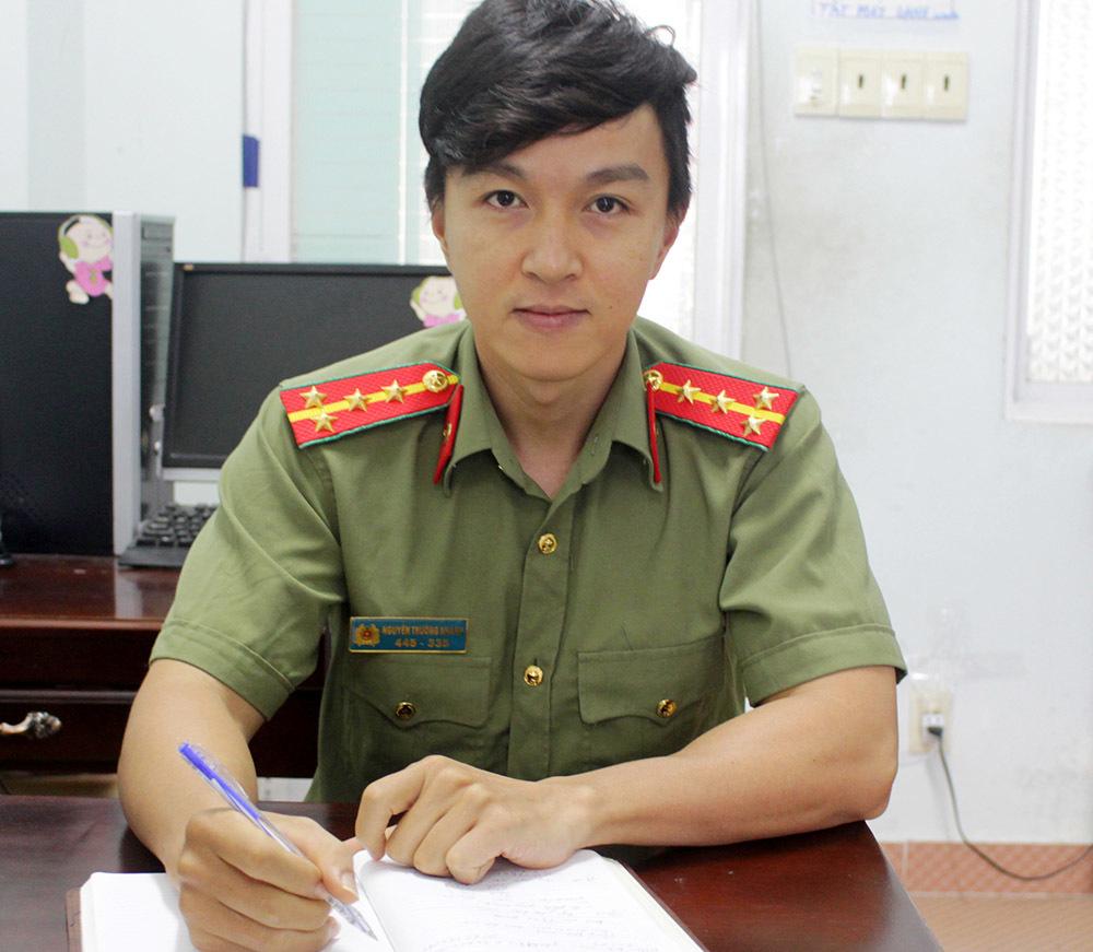 Đại úy Công an Cần Thơ 40 lần hiến nhóm máu cực hiếm