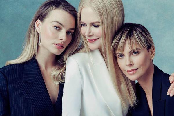 3 mỹ nhân nức tiếng cùng xuất hiện trong phim về vụ bê bối tình dục chấn động