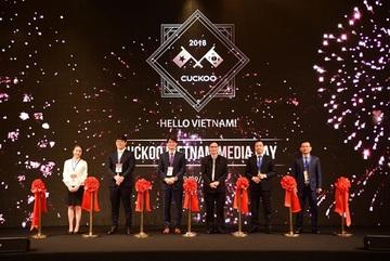 Cuckoo - một năm đồng hành cùng hàng ngàn gia đình Việt