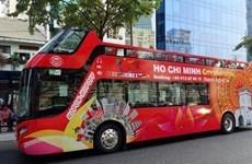 HCM City: Open-air double-decker city tour rolls out