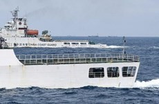 Indonesia finds Chinese ships remain in its EEZ