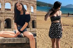 Con gái Lý Liên Kiệt gây chú ý với thân hình gợi cảm ở tuổi 17