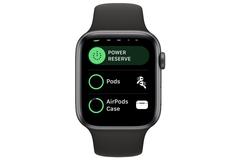 Cách kiểm tra thời lượng pin còn lại của AirPods và AirPods Pro trên Apple Watch