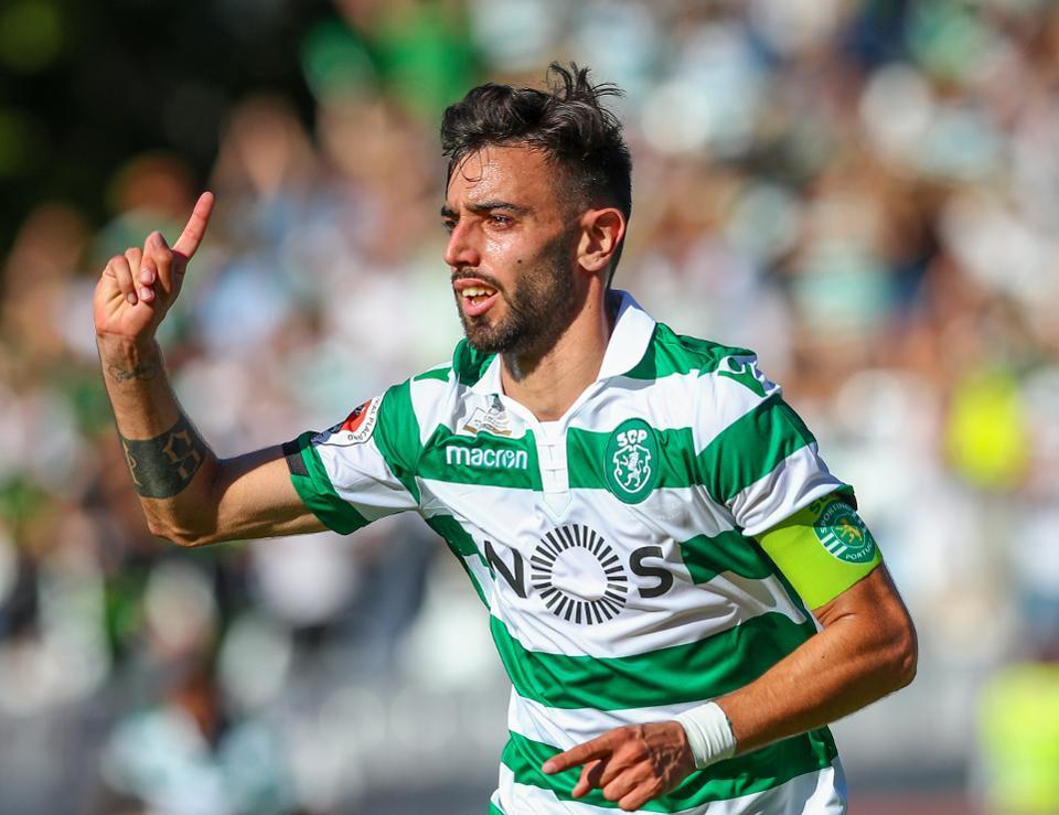 MU,Bruno Fernandes,Sporting Lisbon