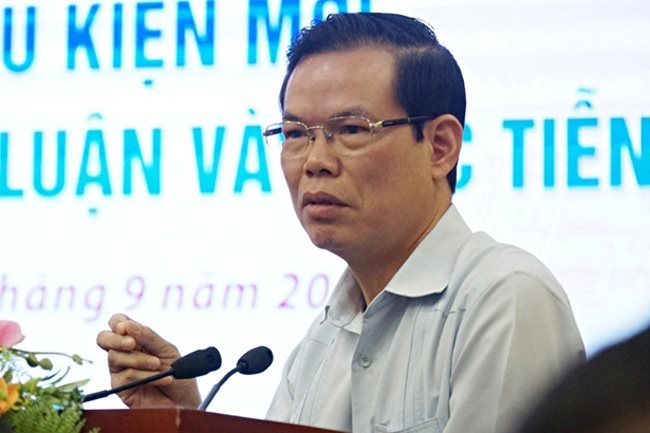 Ex-Party chief of Ha Giang reprimanded for poor oversight in exam scandal