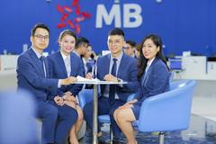 MB góp mặt câu lạc bộ các doanh nghiệp đạt 10 ngàn tỷ lợi nhuận