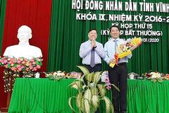 Ông Lữ Quang Ngời được bầu làm Chủ tịch UBND tỉnh Vĩnh Long