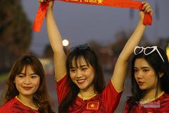 CĐV Việt Nam có nguy cơ bị cấm vào sân tại Thái Lan