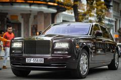 3 năm cập cảng VN, siêu xe Rolls-Royce Phantom độc nhất mới ra biển số