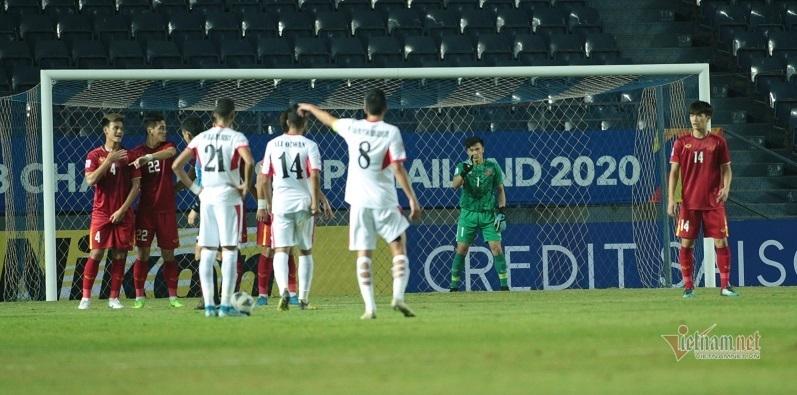 """HLV Jordan: """"Thật tiếc vì không thắng được U23 Việt Nam"""""""