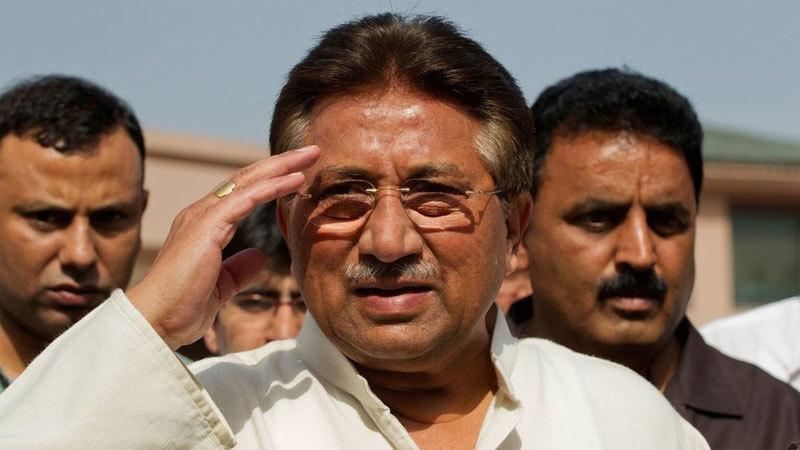 Pakistan,cựu Tổng thống Musharraf,án tử hình