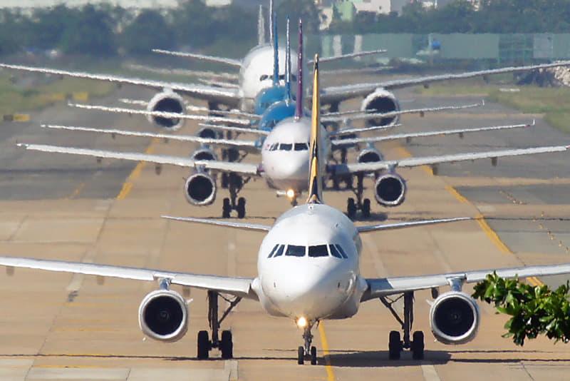 Tết Nguyên đán,an toàn hàng không