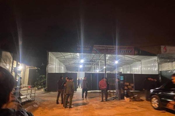 Nổ súng ở Lạng Sơn, 3 người chết, 4 người nguy kịch