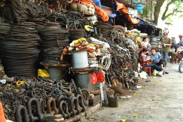 Hoài niệm về những chợ truyền thống nổi tiếng đất Cảng