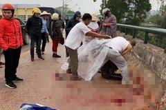 Kẻ chém phụ nữ trên cầu là đồng nghiệp cũ của nạn nhân