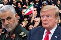 Ông Trump lại lên tiếng biện giải lệnh giết tướng Iran