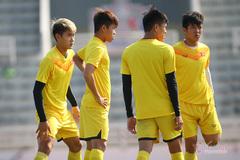 U23 Việt Nam tập giữa trưa, quyết đấu Triều Tiên