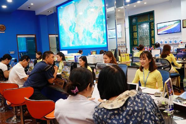 Vietravel liên tiếp dẫn đầu Top 10 công ty uy tín ngành du lịch - lữ hành