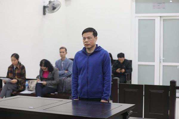 Hà Văn Thắm vừa nhận thêm 15 năm tù