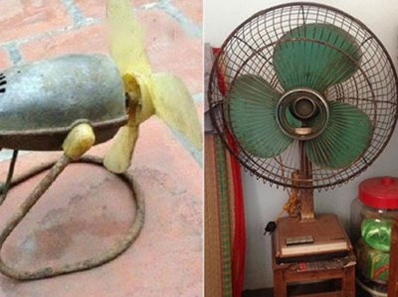 Quạt con cóc, mỳ hai tôm, 50 năm vang bóng và sinh tồn