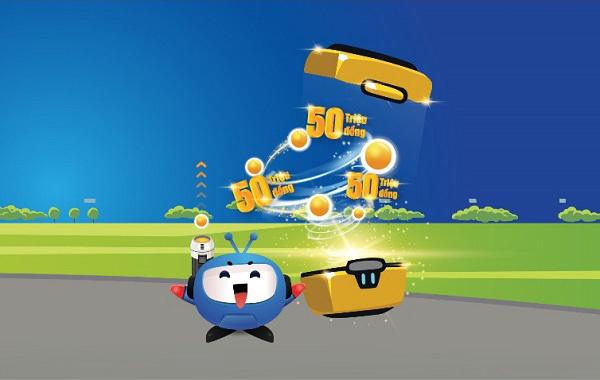 BIDV Smart Hunting vượt 6,5 triệu lượt chơi, 2 khách trúng 100 triệu đồng