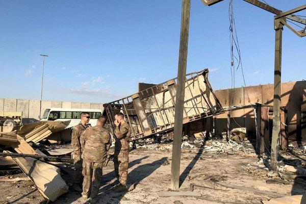 Lính Mỹ kể cú thoát diệu kỳ khỏi 'mưa tên lửa' Iran