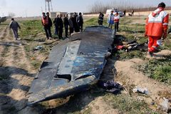 Iran thông báo bắt nhiều người vì vụ bắn hạ máy bay Ukraina