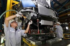 Ford Vietnam announces US$82 million expansion of Hai Duong assembly facility