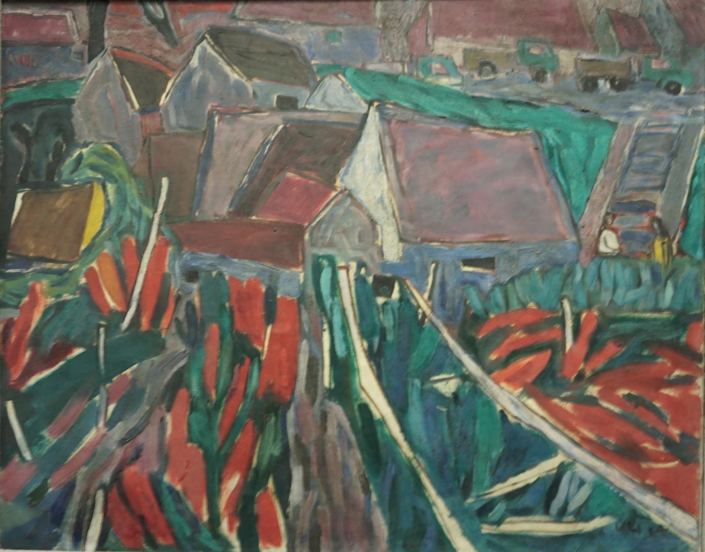 Triển lãm Mùa xuân vĩnh viên trưng bày 52 tác phẩm của các hoạ sĩ Đông Dương