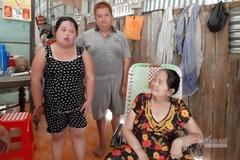 Hai con thiểu năng trí tuệ, mẹ ung thư phổi đếm sự sống từng ngày