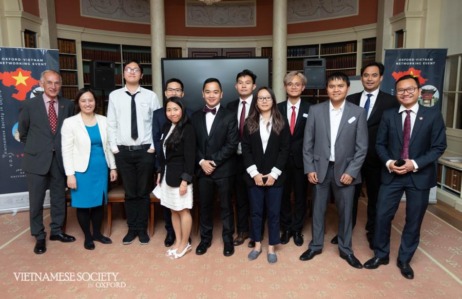 Hội người Việt tại Oxford: Hỗ trợ cộng đồng, thắt chặt quan hệ Việt-Anh
