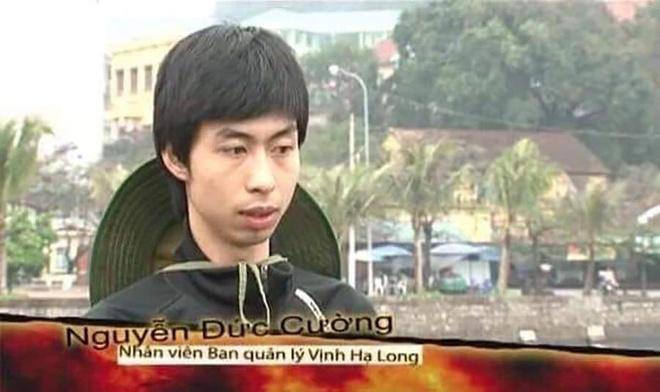 Lộ ảnh Đen Vâu thời ngây thơ, vớt rác ở vịnh Hạ Long
