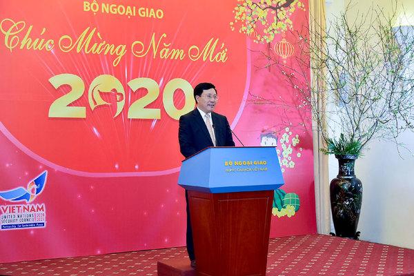 Báo chí chuyển tải những thông điệp đối ngoại quan trọng của Đảng, Nhà nước
