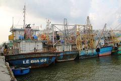 Tàu cá nằm bờ thoi thóp, Bình Định báo cáo Thủ tướng
