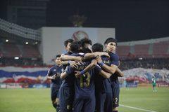 Video bàn thắng U23 Thái Lan 1-1 U23 Iraq