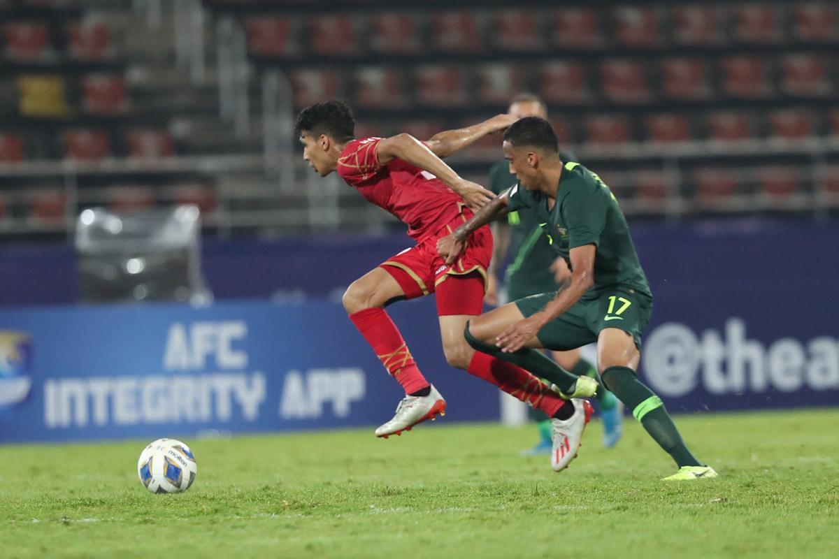 Xác định 2 đội đầu tiên vào tứ kết U23 châu Á 2020