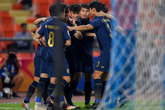 U23 Thái Lan vào tứ kết: Đẳng cấp Akira Nishino