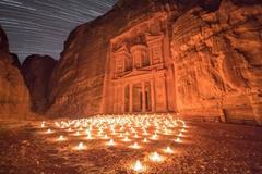 Thành phố cổ nghìn tuổi trên đất thánh Jordan